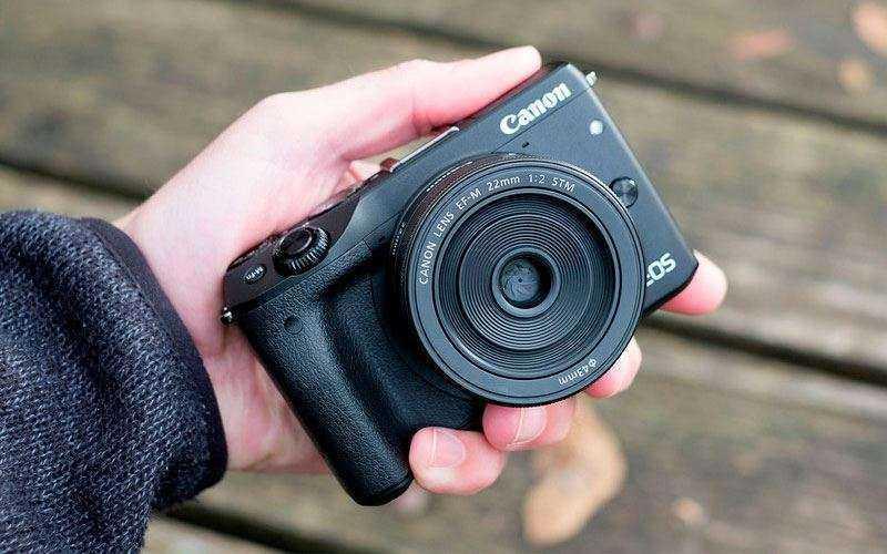 Canon EOS M3 отзывы