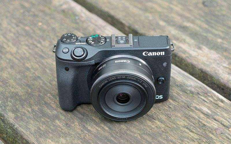 Фото и съемка на Canon EOS M3 обзор