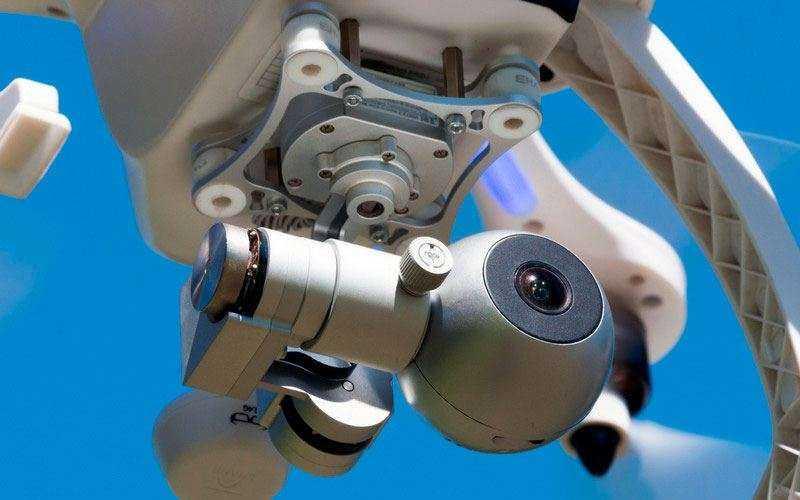 камера Ehang Ghostdrone 2.0 камера