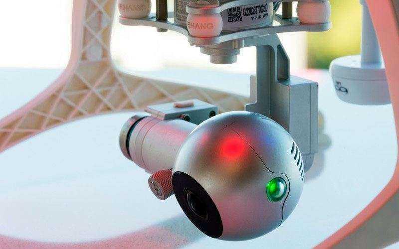 камера Ehang Ghostdrone 2.0