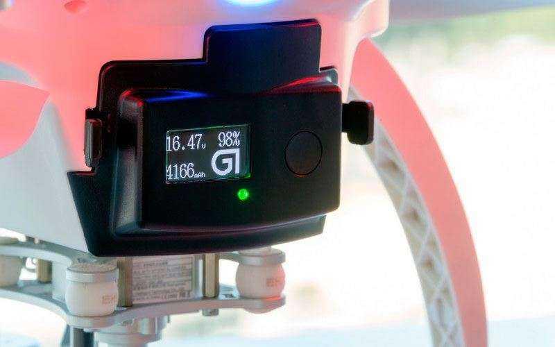 батарея Ehang Ghostdrone 2.0