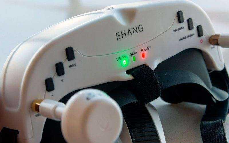 очки Ehang Ghostdrone 2.0