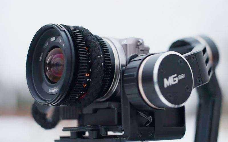 Обзор Feiyu Tech MG Lite – Электронный стедикам для компакт-камер