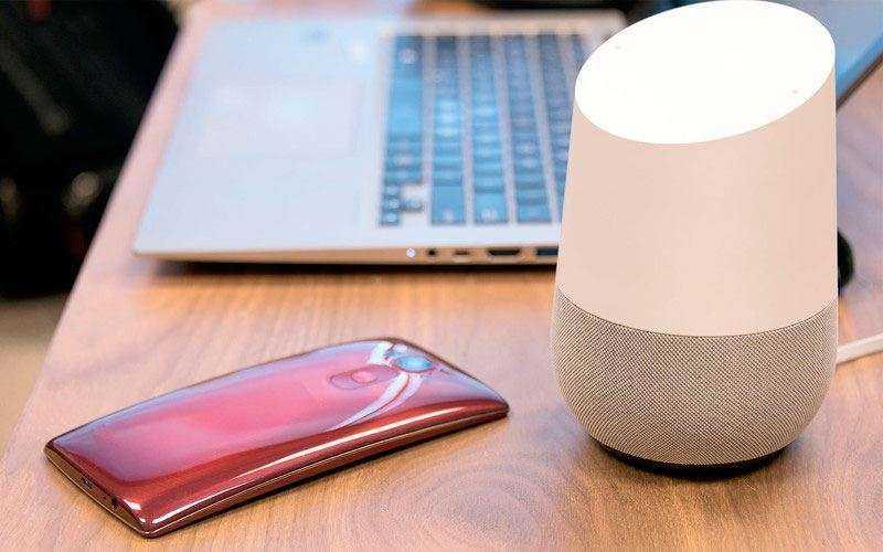 характеристики Google Home