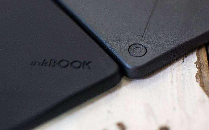 книги InkBook Classic 2 и inkBook Prime