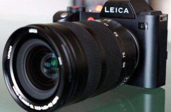 Обзор Leica SL (Typ 601) – Полнокадровая фотокамера не для всех