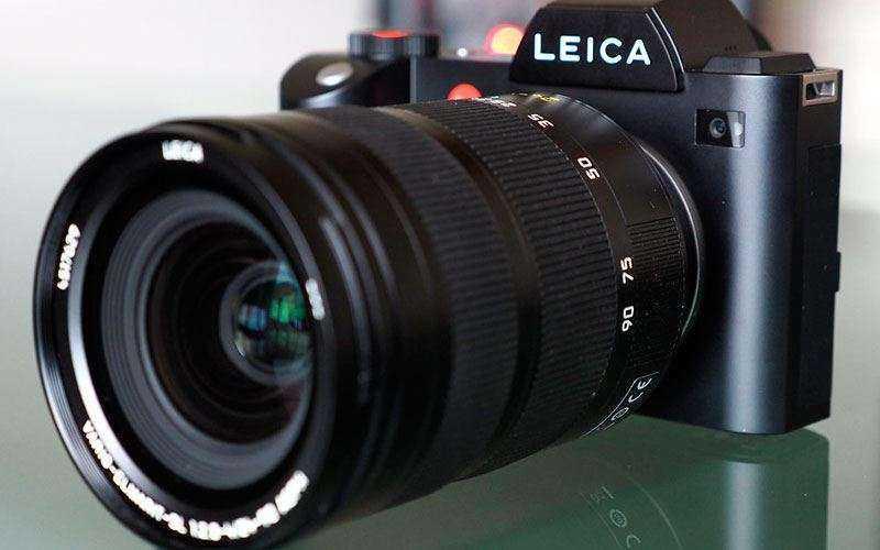 Leica SL (Typ 601) Camera Driver