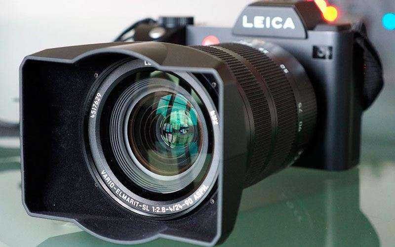 Фотоаппарат Leica SL (Typ 601) - Отзывы
