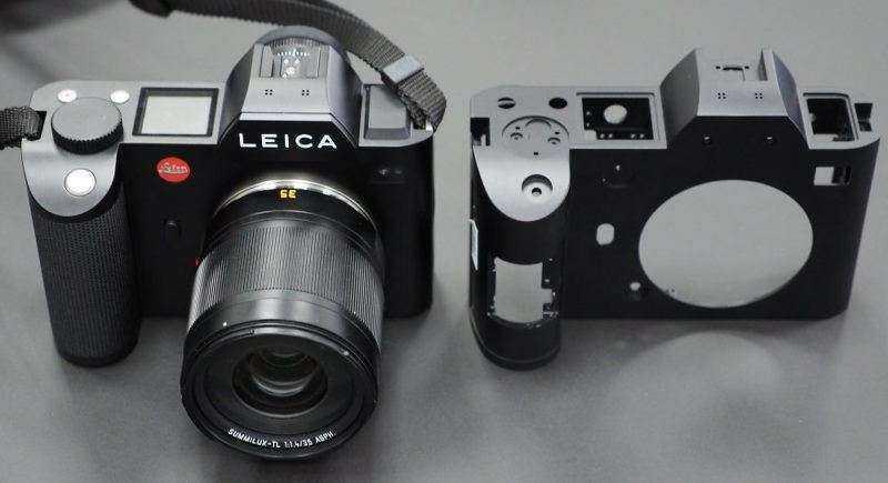 Leica SL (Typ 601) Camera Drivers Windows XP