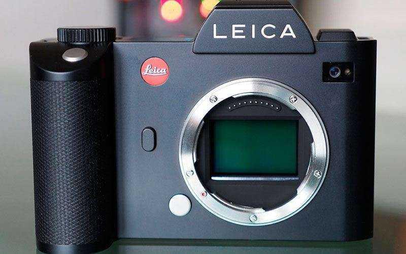 собенности Leica SL (Typ 601)