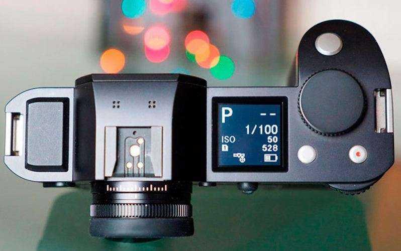 Leica SL (Typ 601) отзывы