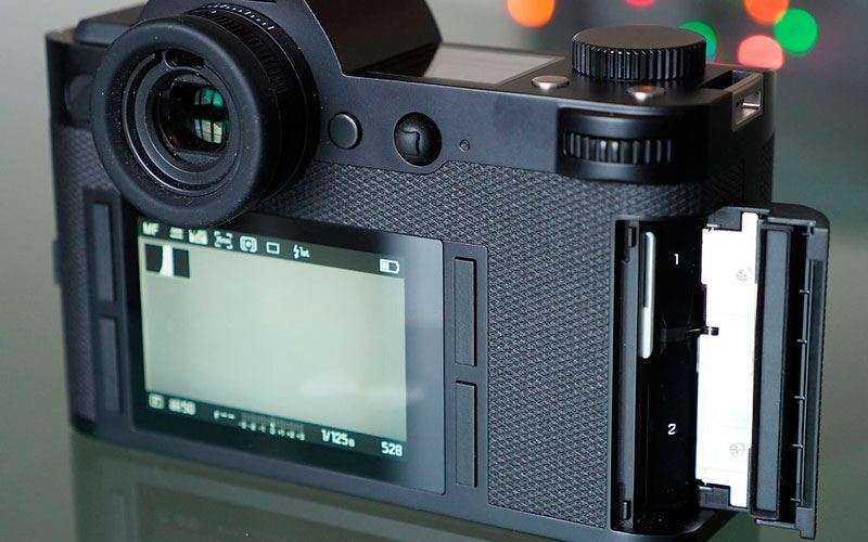 тест Leica SL (Typ 601)