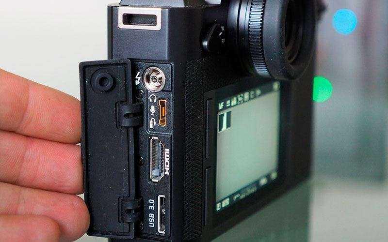камера Leica SL (Typ 601)