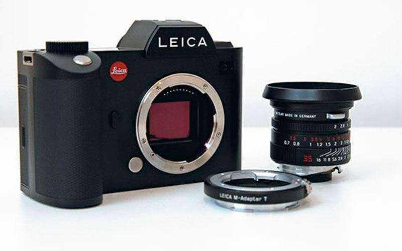 Обзор Leica SL (Typ 601)