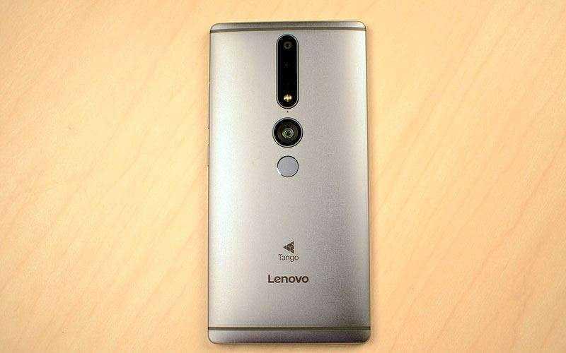 Отзывы на Lenovo Phab 2 Pro – Обзор амбициозного смартфона с дополнительной реальностью