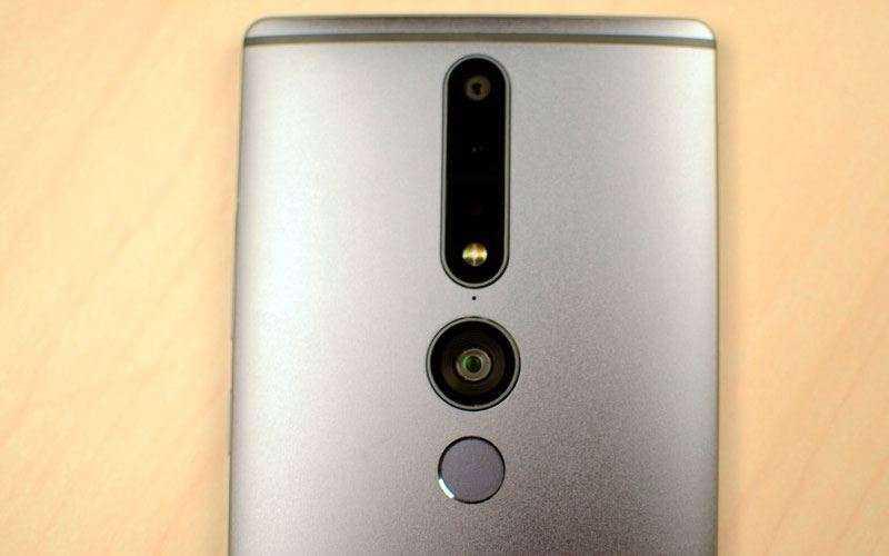 Lenovo Phab 2 Pro камера