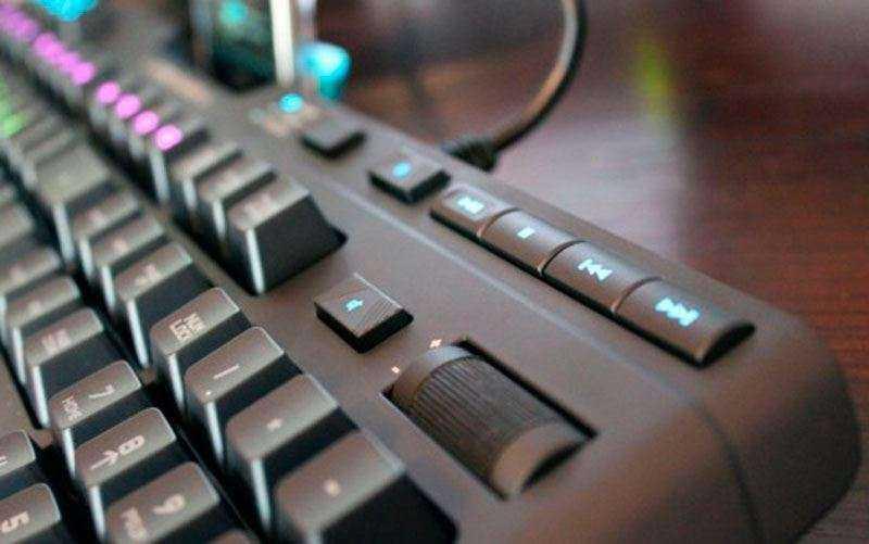 Игровая клавиатура Logitech G910 Orion Spectrum - Отзывы