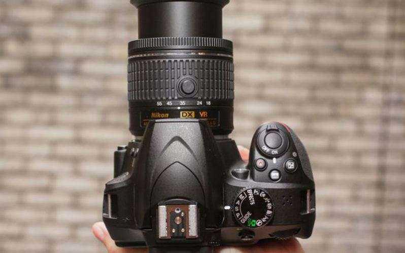Отзывы на Nikon D3400
