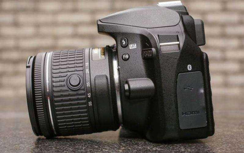 Фотоаппарат Nikon D3400 - Отзывы