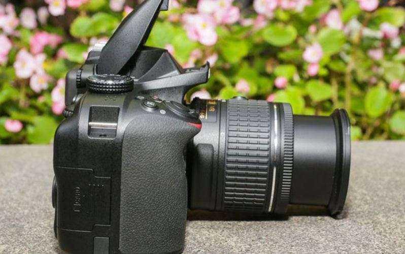 Nikon D3400 отзывы