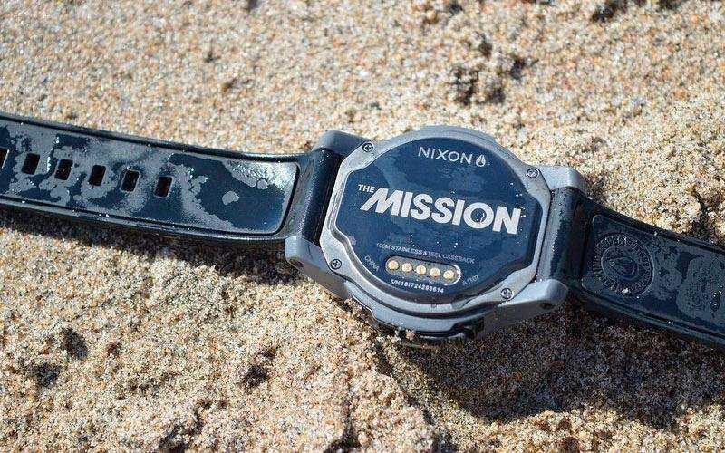 Nixon Mission отзывы