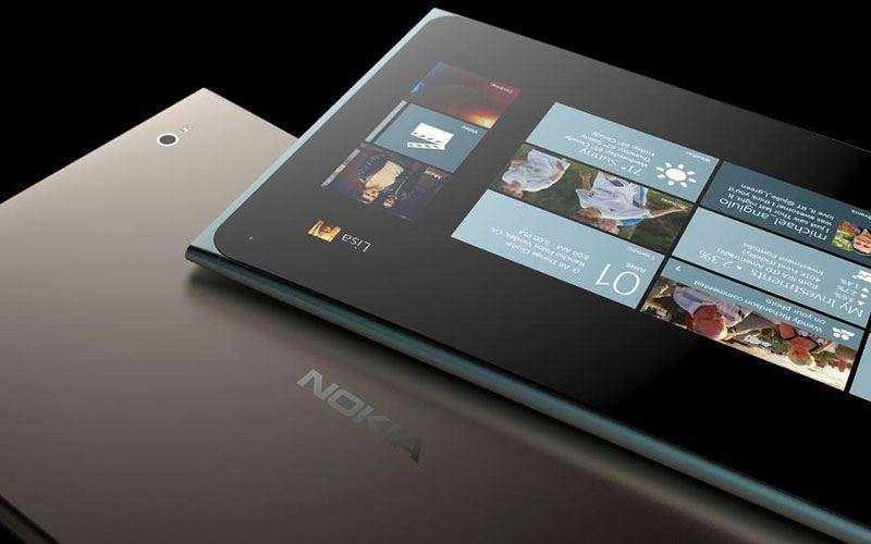 Nokia может представить 18,4-дюймовый планшет на MWC