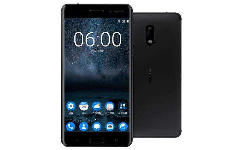 Android-телефона Nokia 6