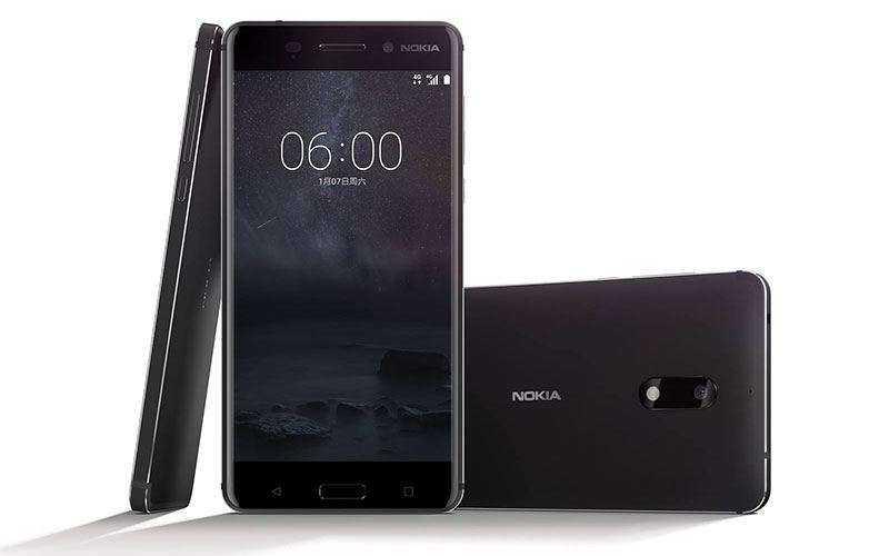 смартфон Nokia 6