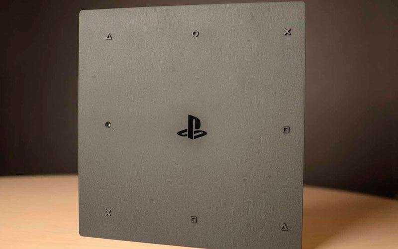 тест Sony PlayStation 4 Pro