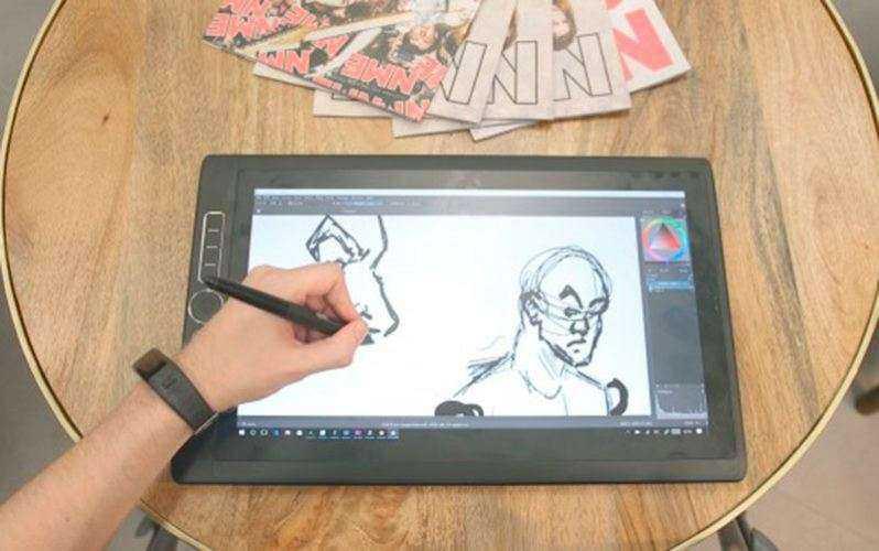 Графическое устройство Wacom MobileStudio Pro