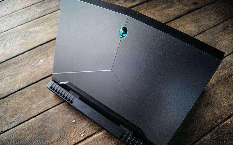 тест Alienware 17 R4