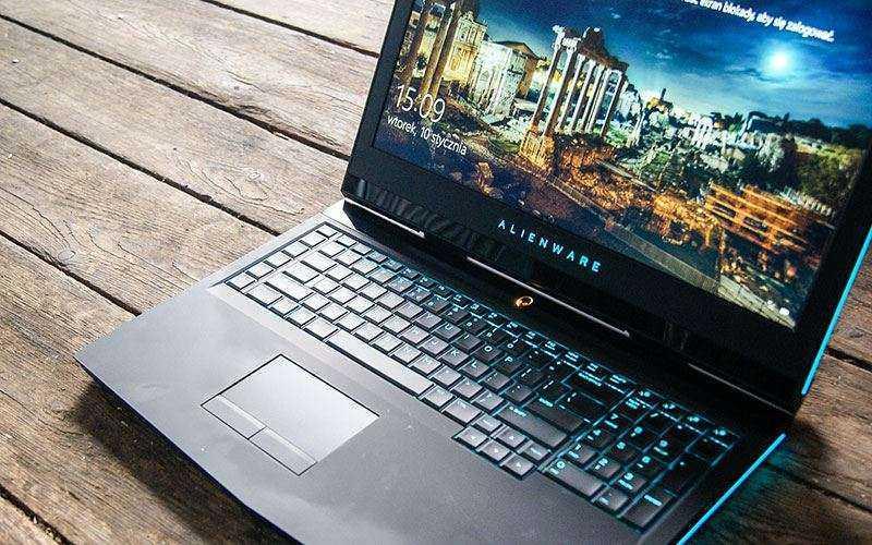 клавиатура Alienware 17 R4