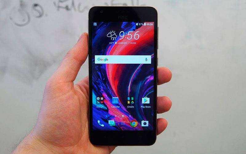 Обзор HTC Desire 10 Lifestyle