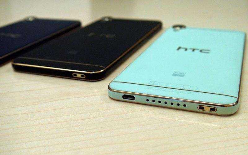 процессор HTC Desire 10 Lifestyle