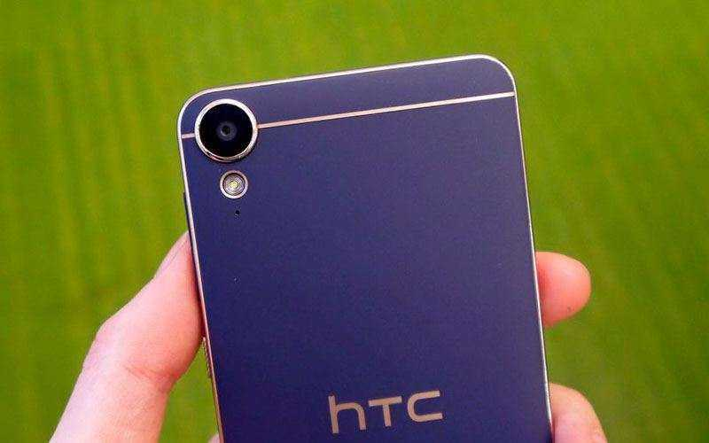камера HTC Desire 10 Lifestyle