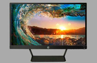 HP Pavilion 22cw - 21.5-дюймовый LED монитор с FULL HD за $ 100