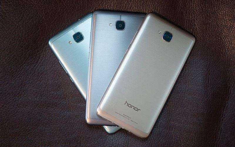 тест Huawei Honor 5C