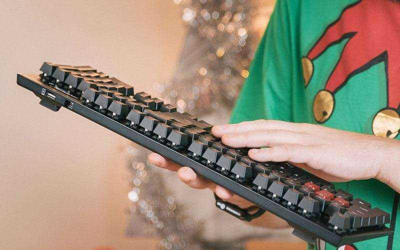 Компактная клавиатура HyperX Alloy FPS - Отзывы