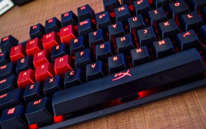 Компактная клавиатура HyperX Alloy FPS