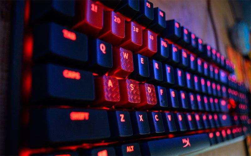 клавиатура HyperX Alloy FPS обзор