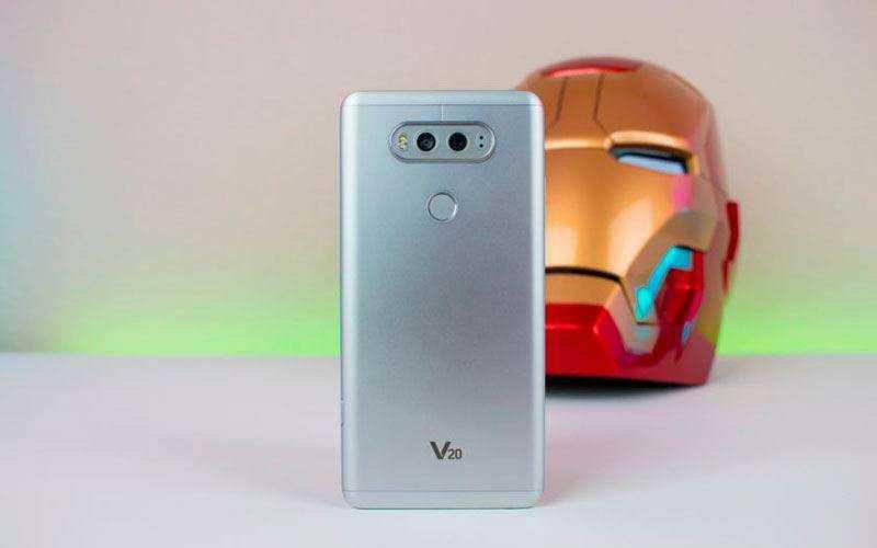 Телефон LG V20 – Обзор TehnObzor