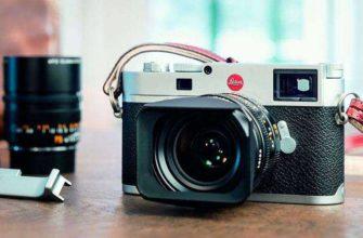 Обзор Leica M10 – Дорогая фотокамера дающая превосходные снимки