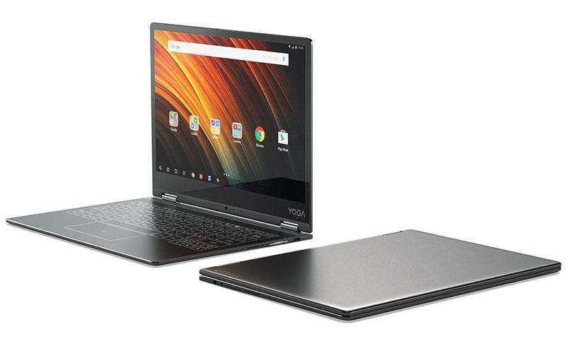 Android планшет Lenovo Yoga A12