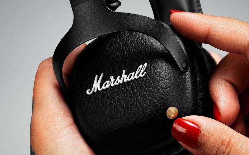 Наушники Marshall Mid Bluetooth - Отзывы