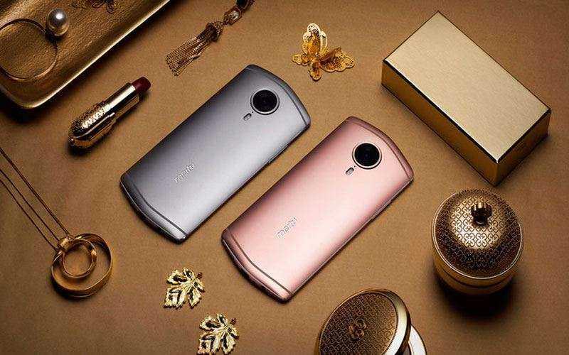 Новый смартфон MeiTu T8 для лучшего в мире селфи