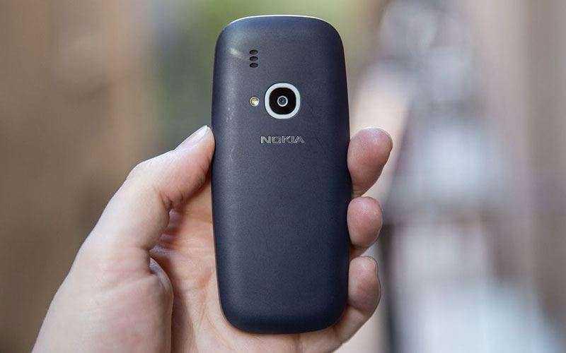 Телефон Nokia 3310 (2017 г.)