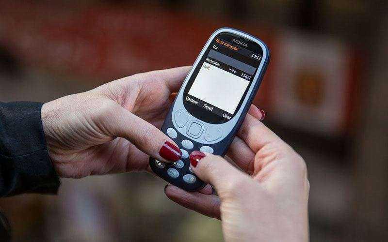 ПО в Nokia 3310 (2017)