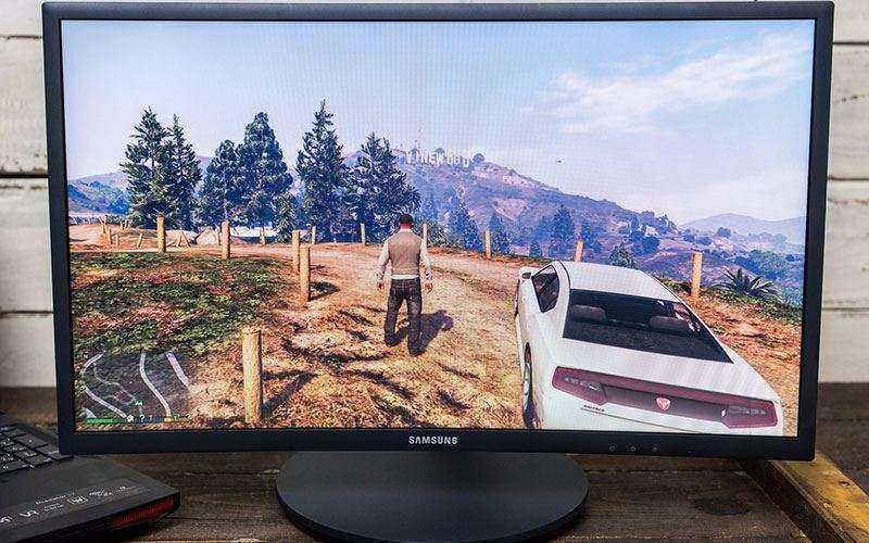 Обзор Samsung C24FG70