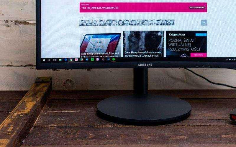 Обзор Samsung C24FG70 – Игровой монитор с изогнутым экраном