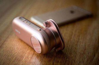Wewow Fancy - Стабилизатор для смартфона умещающийся в карман